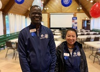 Image of AmeriCorps volunteers